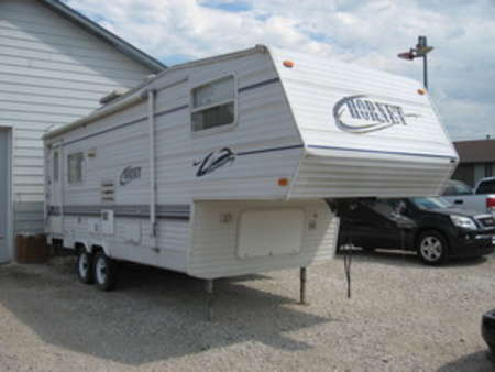 2002 Other Other Keystone Hornet 5th Wheel 26' for Sale  - 160242  - Choice Auto