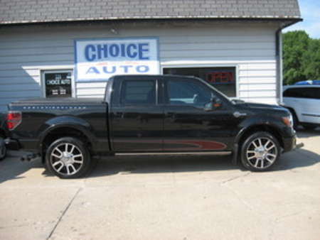 2010 Ford F-150 Harley-Davidson for Sale  - 160237  - Choice Auto