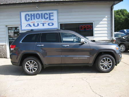 2016 Jeep Grand Cherokee Limited for Sale  - 160283  - Choice Auto