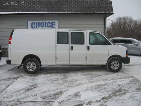 2011 Chevrolet Express Cargo Van for Sale  - 160372  - Choice Auto