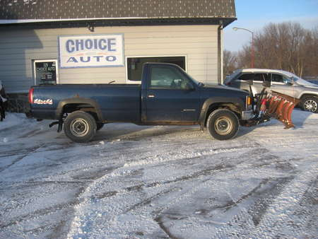 2000 Chevrolet C2500 C/K 2500 for Sale  - 160373  - Choice Auto