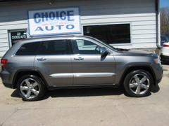 2011 Jeep Grand Cherokee Over