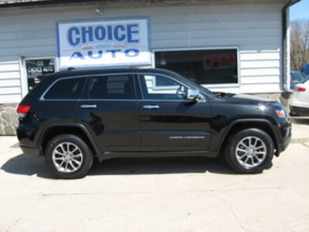 2014 Jeep Grand Cherokee Limited for Sale  - 160191  - Choice Auto