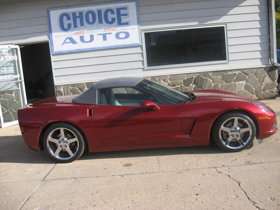 2007 Chevrolet Corvette  - Choice Auto