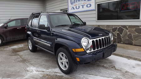 2006 Jeep Liberty Limited for Sale  - 160391  - Choice Auto