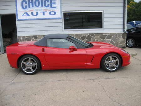 2007 Chevrolet Corvette  for Sale  - 160293  - Choice Auto