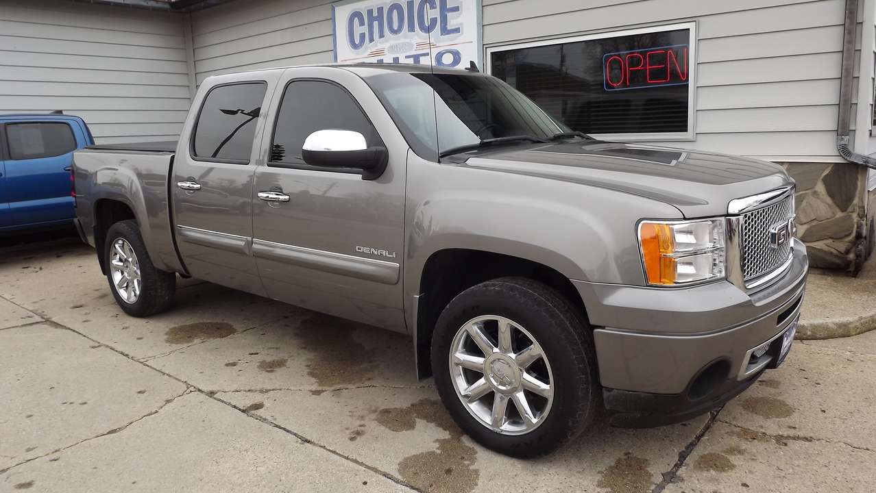 2013 GMC Sierra 1500  - Choice Auto