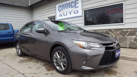 2017 Toyota Camry SE for Sale  - 160401  - Choice Auto