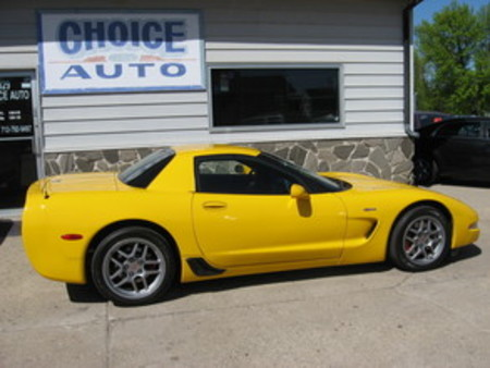 2003 Chevrolet Corvette Z06 for Sale  - 160200  - Choice Auto
