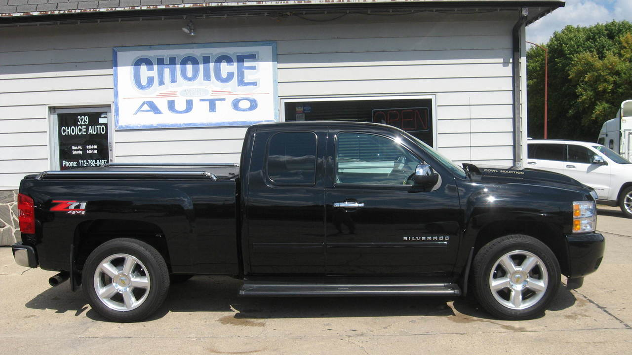 2010 Chevrolet Silverado 1500 Ltz Stock 160522 Carroll Ia 51401 Tow Vehicle Alternator To Trailer Battery Wiring 7way Ford Truck Thumbnail Choice Auto