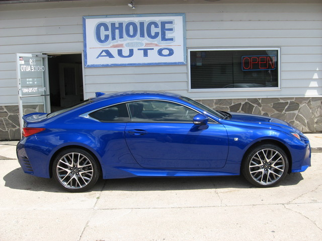 2015 Lexus RC 350  - Choice Auto