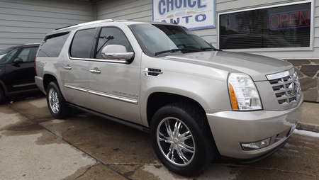 2007 Cadillac Escalade ESV  for Sale  - 160428  - Choice Auto