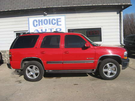 2002 Chevrolet Tahoe LT for Sale  - 160359  - Choice Auto