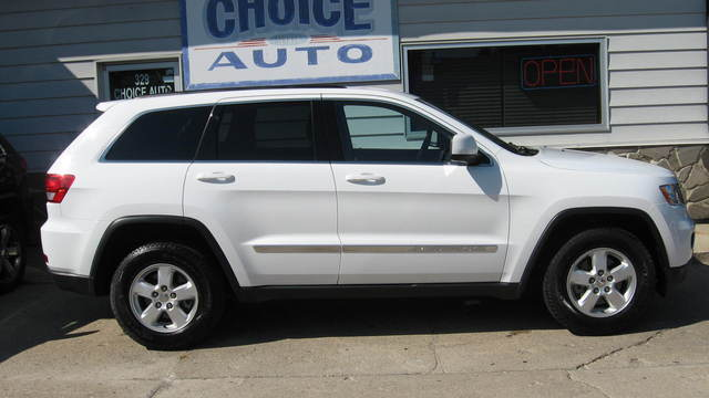 2013 Jeep Grand Cherokee  - Choice Auto