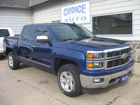 2014 Chevrolet Silverado 1500 LTZ for Sale  - 160351  - Choice Auto