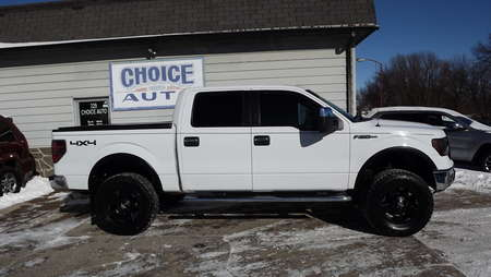 2011 Ford F-150 XLT for Sale  - 160370  - Choice Auto