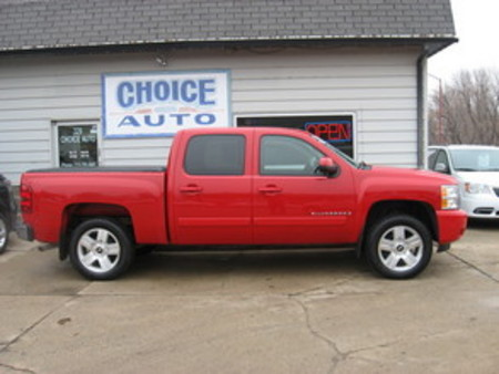 2008 Chevrolet Silverado 1500 LTZ for Sale  - 160127  - Choice Auto