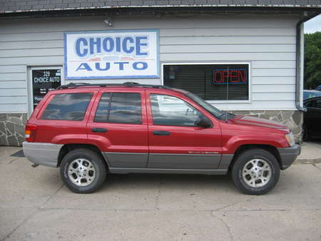 2002 Jeep Grand Cherokee Laredo for Sale  - 160277  - Choice Auto