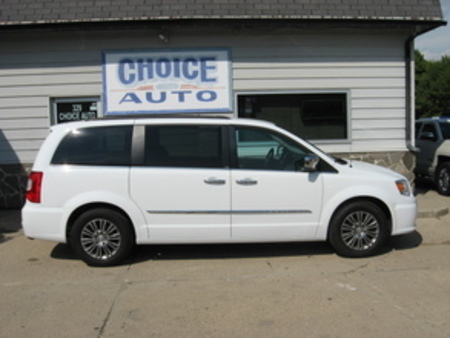 2014 Chrysler Town & Country Touring-L for Sale  - 160030  - Choice Auto