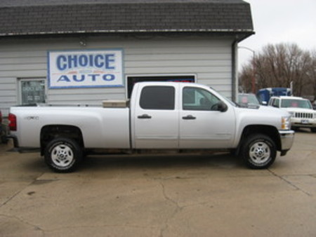 2012 Chevrolet Silverado 2500HD LT for Sale  - 160172  - Choice Auto