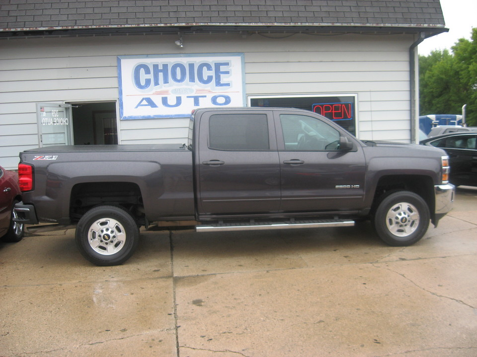 2015 Chevrolet Silverado 2500HD Built After Aug 14  - Choice Auto