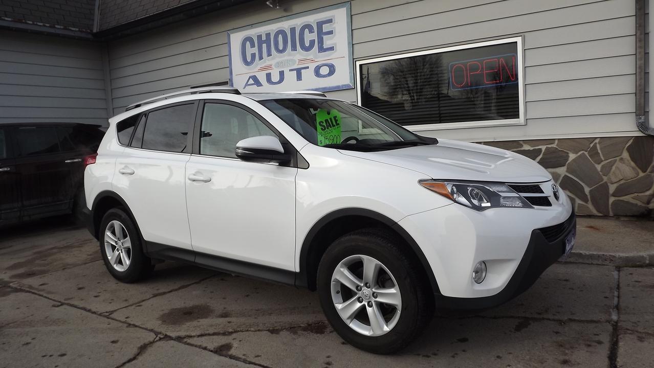 2014 Toyota Rav4  - Choice Auto