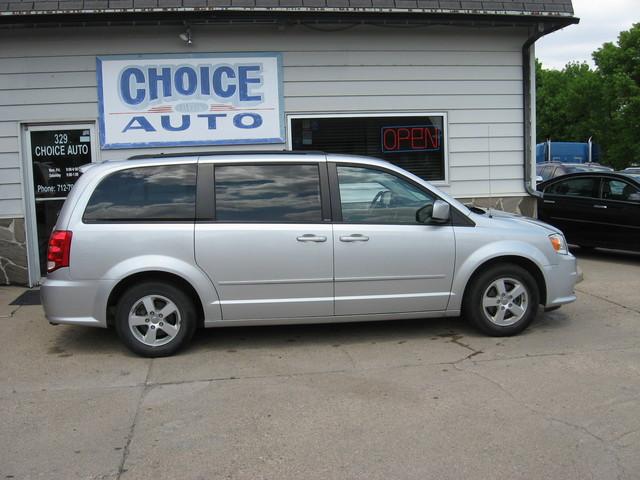 2012 Dodge Grand Caravan  - Choice Auto