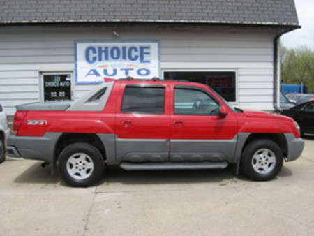 2002 Chevrolet Avalanche  for Sale  - 160194  - Choice Auto