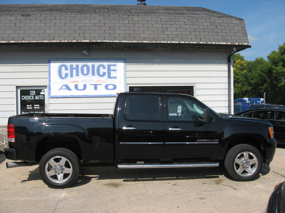 2011 GMC Sierra 2500HD  - Choice Auto