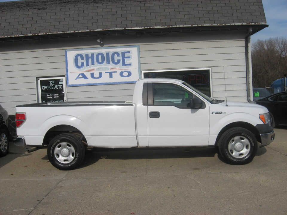 2009 Ford F-150  - Choice Auto