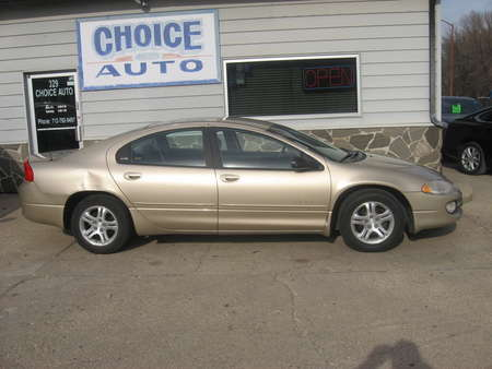 1998 Dodge Intrepid ES for Sale  - 160312  - Choice Auto