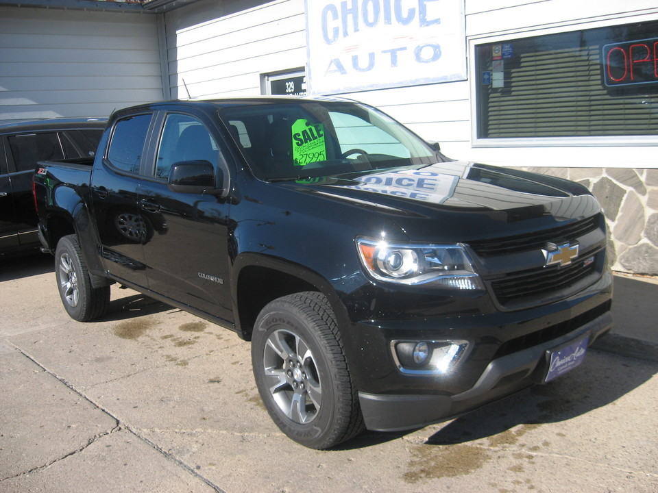 2015 Chevrolet Colorado  - Choice Auto