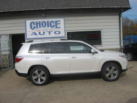 2013 Toyota Highlander Limited for Sale  - 160323  - Choice Auto