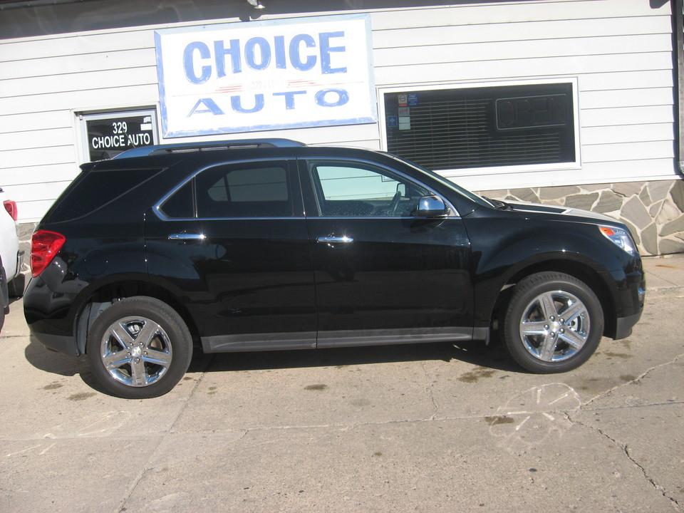 2015 Chevrolet Equinox  - Choice Auto