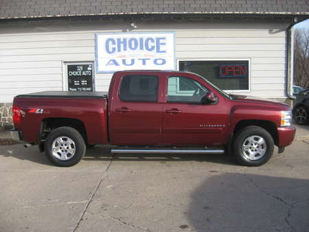 2008 Chevrolet Silverado 1500 LTZ for Sale  - 160344  - Choice Auto