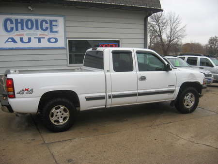 2001 Chevrolet Silverado 1500 LS for Sale  - 160343  - Choice Auto