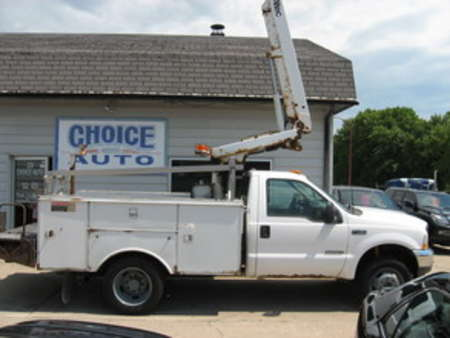 2002 Ford F-450 XL for Sale  - 160241  - Choice Auto