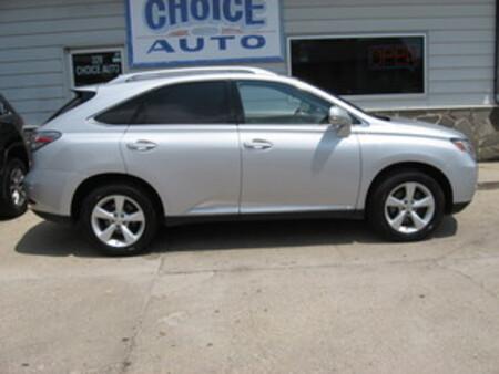 2010 Lexus RX 350  for Sale  - 160217  - Choice Auto