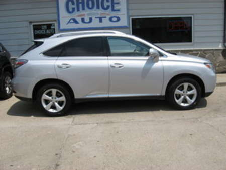 2010 Lexus RX 350  for Sale  - 160217  - Choice Auto