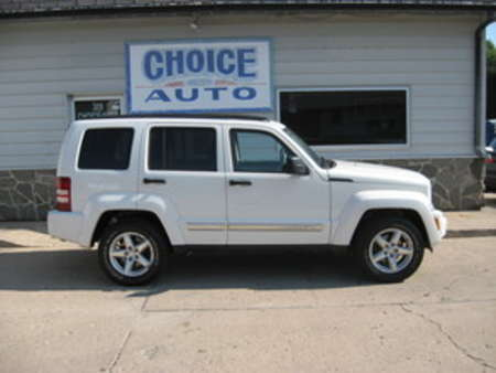 2008 Jeep Liberty Limited for Sale  - 160265  - Choice Auto
