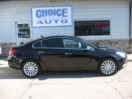 2013 Buick Regal Turbo Premium 1 for Sale  - 160273  - Choice Auto