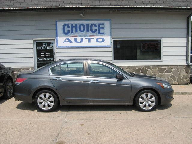 2008 Honda Accord  - Choice Auto