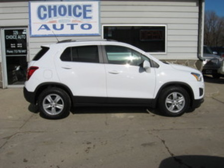 2016 Chevrolet Trax LT for Sale  - 160151  - Choice Auto