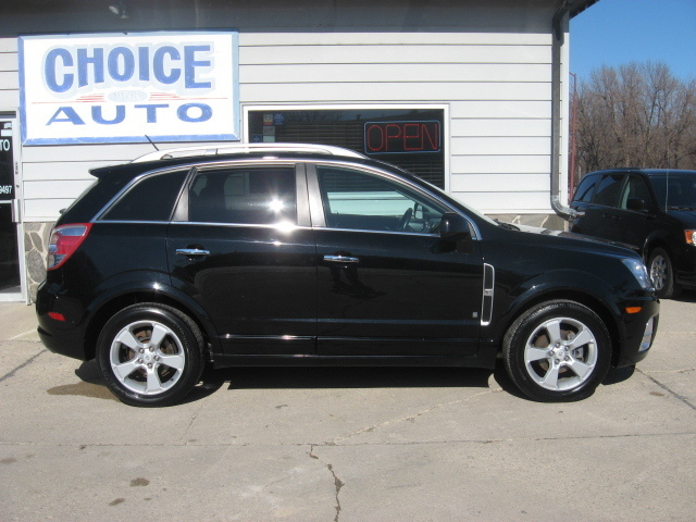 2008 saturn vue red line stock 1 carroll ia 51401. Black Bedroom Furniture Sets. Home Design Ideas