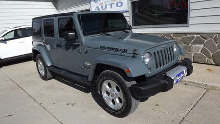 2015 Jeep Wrangler Unlimited 4WD for Sale  - 160399  - Choice Auto
