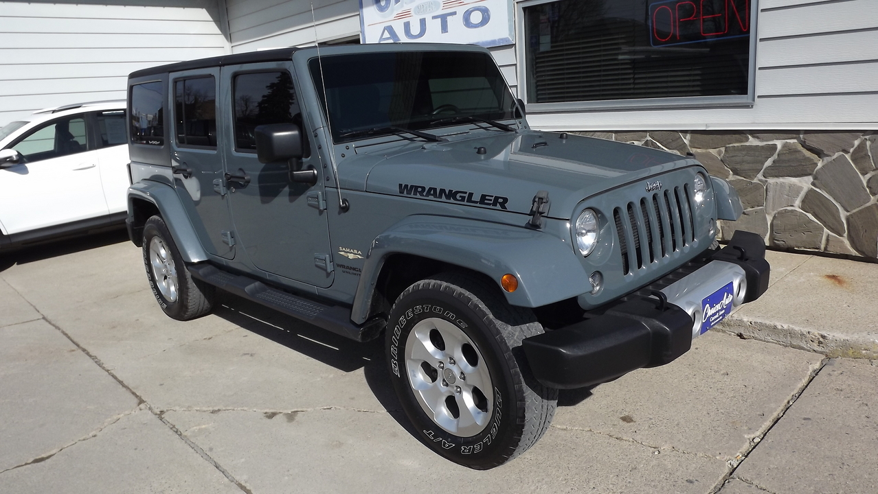 2015 Jeep Wrangler Unlimited  - Choice Auto
