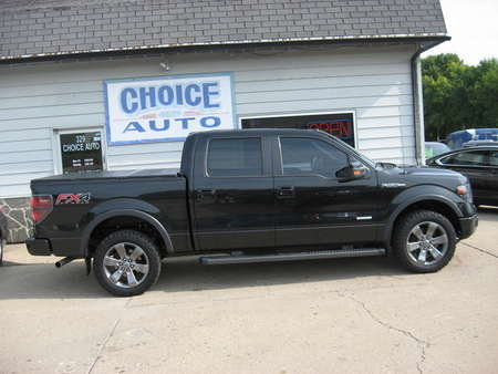 2013 Ford F-150 FX4 for Sale  - 160288  - Choice Auto