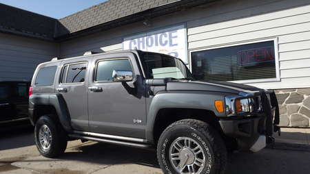 2008 Hummer H3 SUV SUV Alpha for Sale  - 160432  - Choice Auto