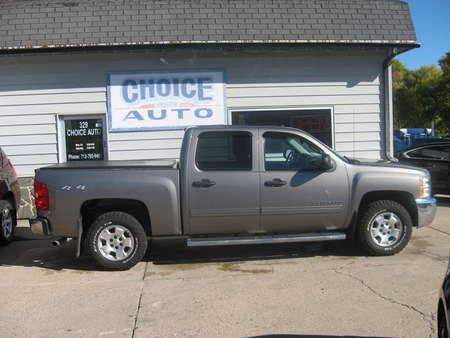 2013 Chevrolet Silverado 1500 LT for Sale  - 160315  - Choice Auto