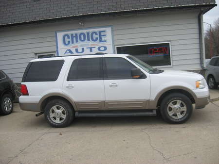 2003 Ford Expedition Eddie Bauer for Sale  - 160333  - Choice Auto